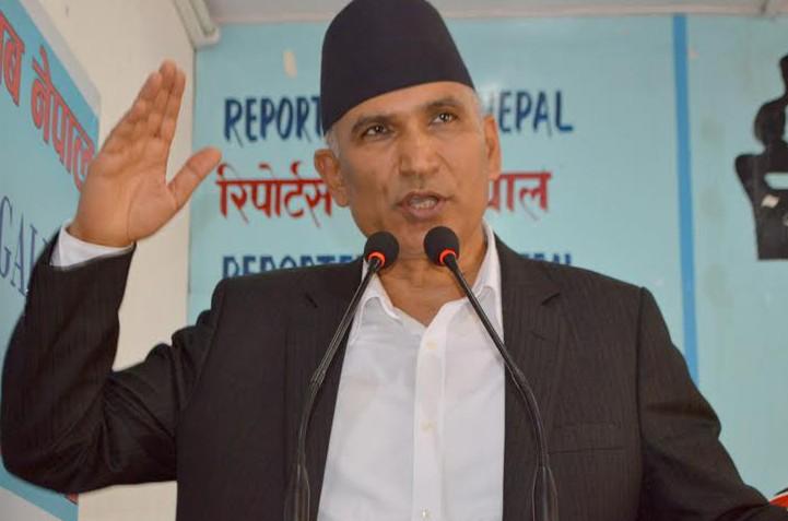 There is no alternative to economic development - Bishnu Poudel, Finance Minister