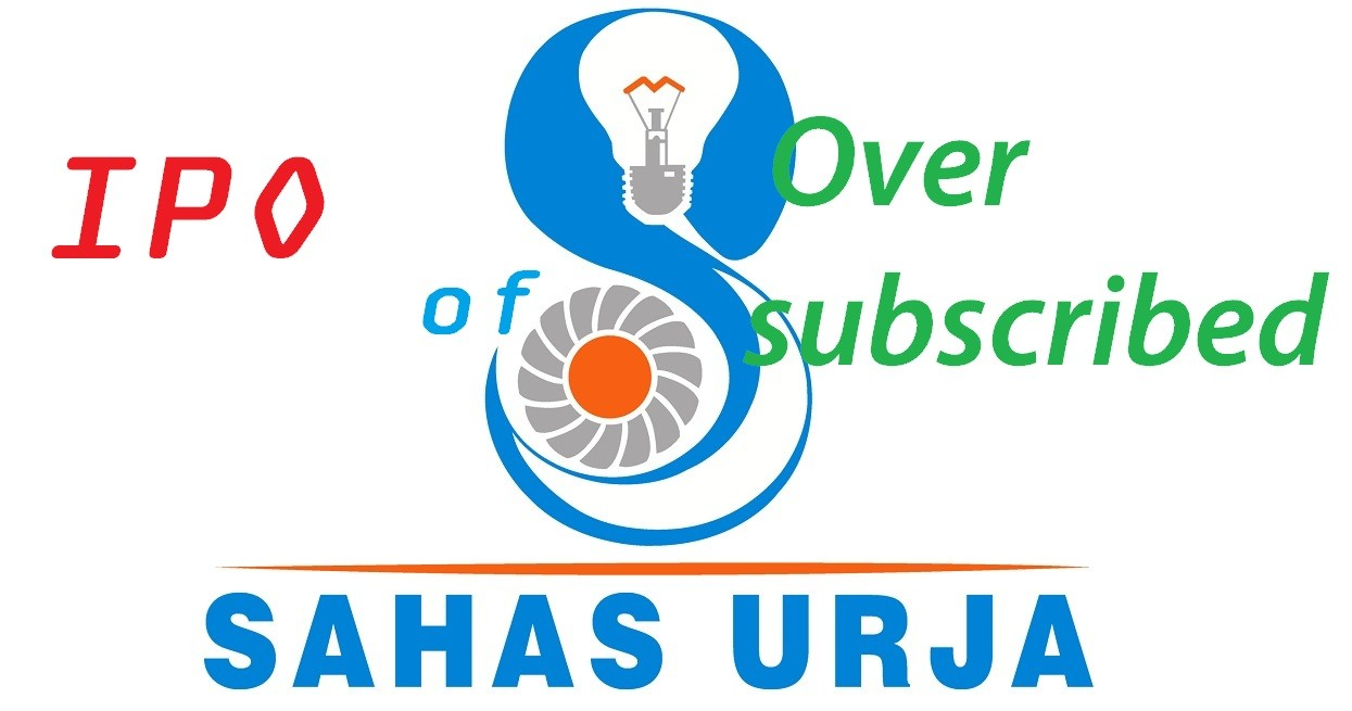 IPO of Sahas Urja Limited Oversubscribed