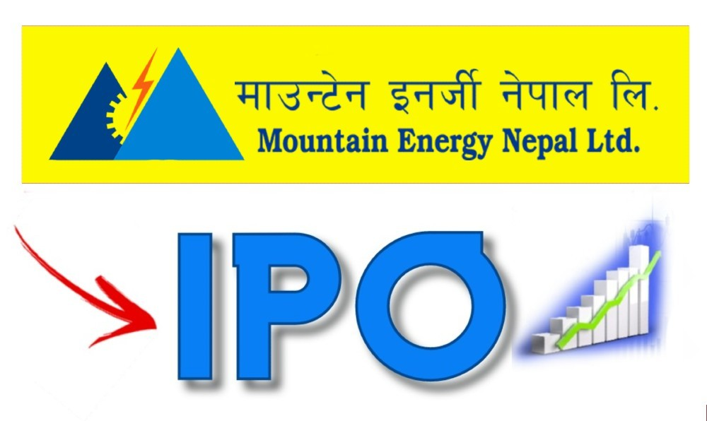 IPO allotment of Mountain Energy Nepal, Check IPO Result